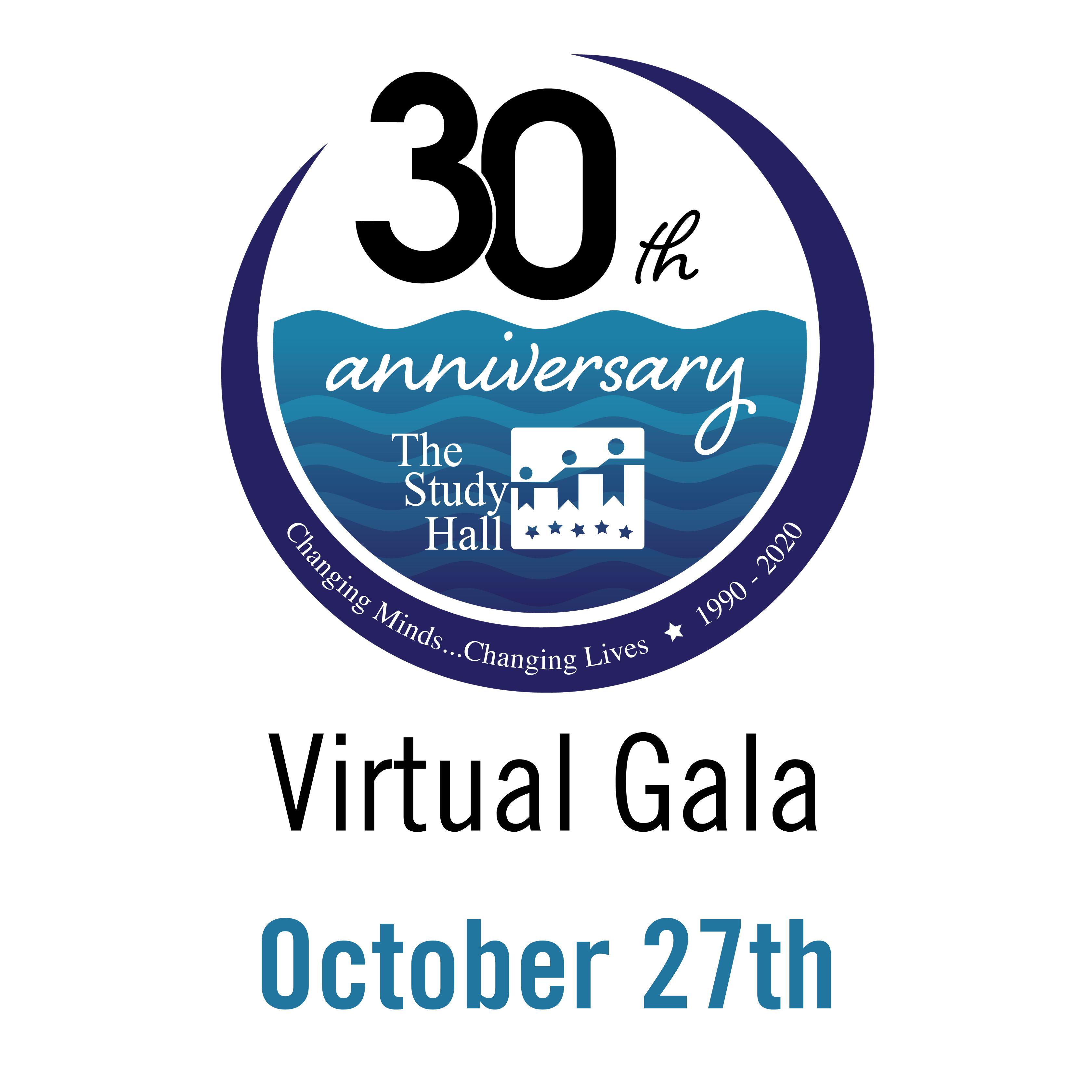 Virtual Gala October 27th
